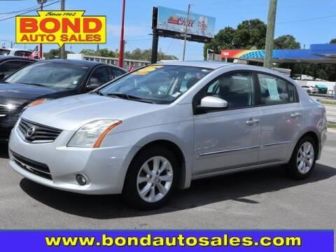 2011 Nissan Sentra for sale at Bond Auto Sales in Saint Petersburg FL