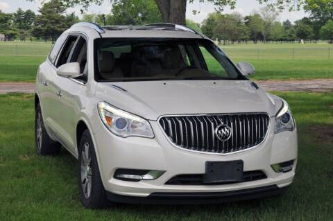 2014 Buick Enclave for sale at Auto House Superstore in Terre Haute IN