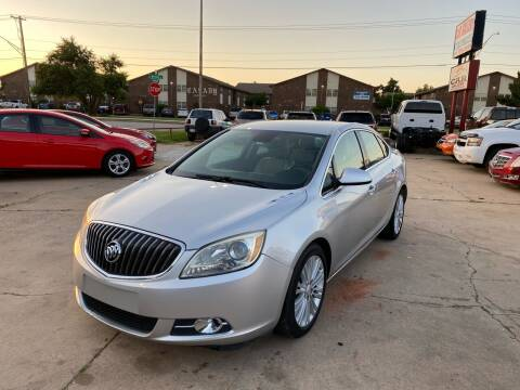 2014 Buick Verano for sale at Car Gallery in Oklahoma City OK