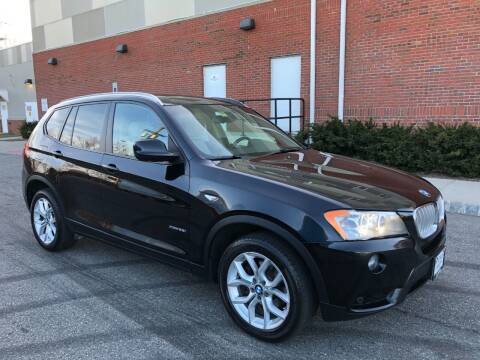 2012 BMW X3 for sale at Imports Auto Sales Inc. in Paterson NJ