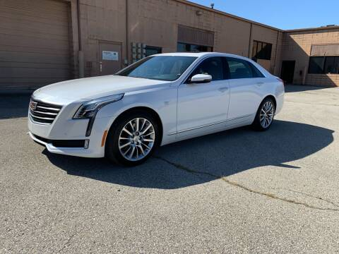 2016 Cadillac CT6 for sale at Certified Auto Exchange in Indianapolis IN