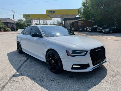 2013 Audi S4 for sale at Trust Petroleum in Rockland MA