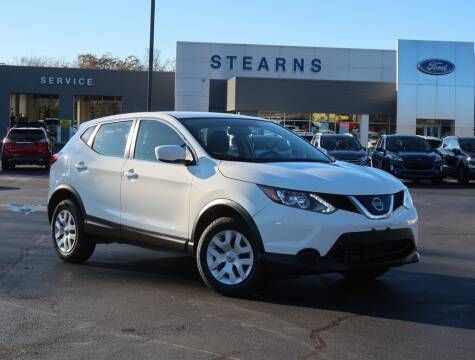 2019 Nissan Rogue Sport for sale at Stearns Ford in Burlington NC