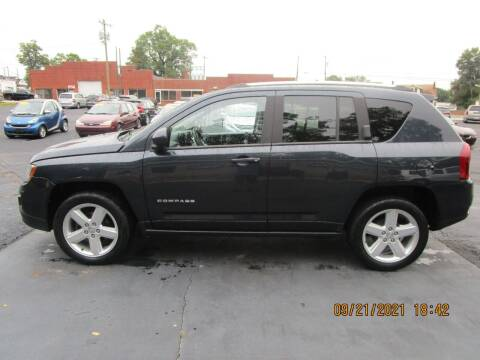 2014 Jeep Compass for sale at Taylorsville Auto Mart in Taylorsville NC