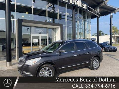 2015 Buick Enclave for sale at Mike Schmitz Automotive Group in Dothan AL