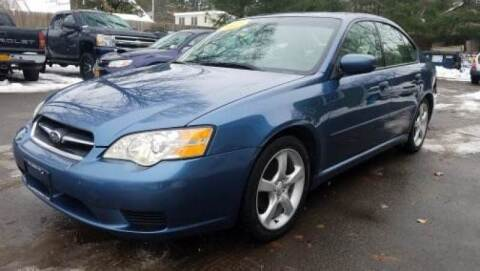 2007 Subaru Legacy for sale at ALL Motor Cars LTD in Tillson NY