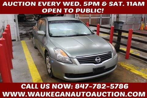 2007 Nissan Altima for sale at Waukegan Auto Auction in Waukegan IL