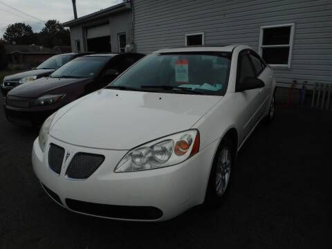 2005 Pontiac G6 for sale at Automotive Toy Store LLC in Mount Carmel PA