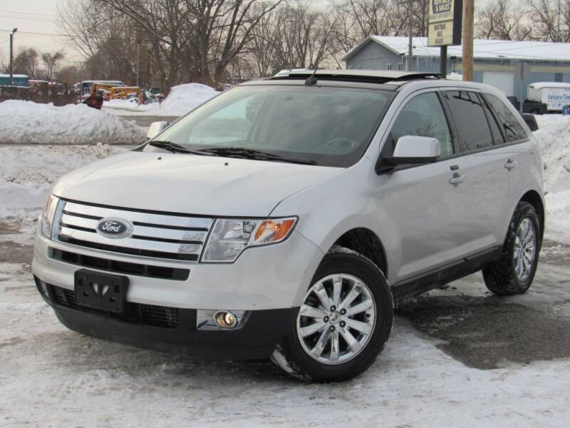 2010 Ford Edge for sale at Highland Luxury in Highland IN