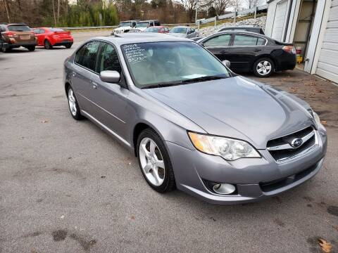 2008 Subaru Legacy for sale at DISCOUNT AUTO SALES in Johnson City TN
