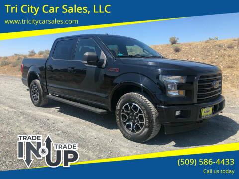 2017 Ford F-150 for sale at Tri City Car Sales, LLC in Kennewick WA
