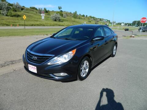 2013 Hyundai Sonata for sale at Dick Nelson Sales & Leasing in Valley City ND