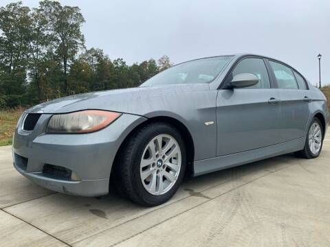 2006 BMW 3 Series for sale at El Camino Auto Sales in Sugar Hill GA