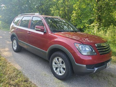 2009 Kia Borrego for sale at ROUTE 68 PRE-OWNED AUTOS & RV'S LLC in Parkersburg WV