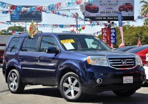 2013 Honda Pilot for sale at AMC Auto Sales, Inc in San Jose CA