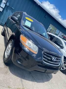 2011 Hyundai Santa Fe for sale at Car Barn of Springfield in Springfield MO