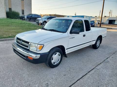 1999 Toyota Tacoma for sale at DFW Autohaus in Dallas TX