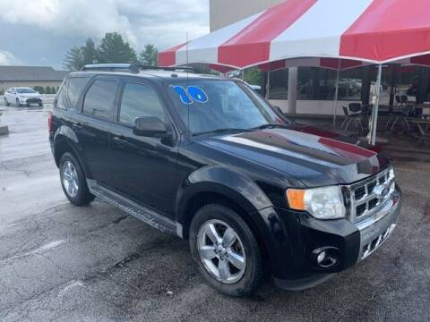 2010 Ford Escape for sale at Tim Short Auto Mall in Corbin KY