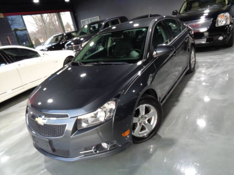 2013 Chevrolet Cruze for sale at Auto Experts in Shelby Township MI