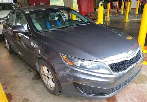2011 Kia Optima for sale at Nile Auto in Columbus OH