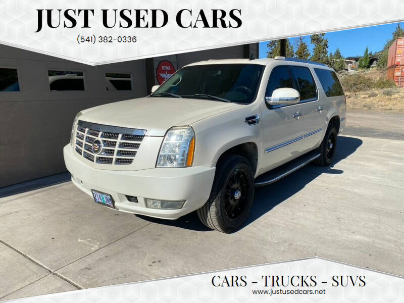 2007 Cadillac Escalade ESV for sale at Just Used Cars in Bend OR