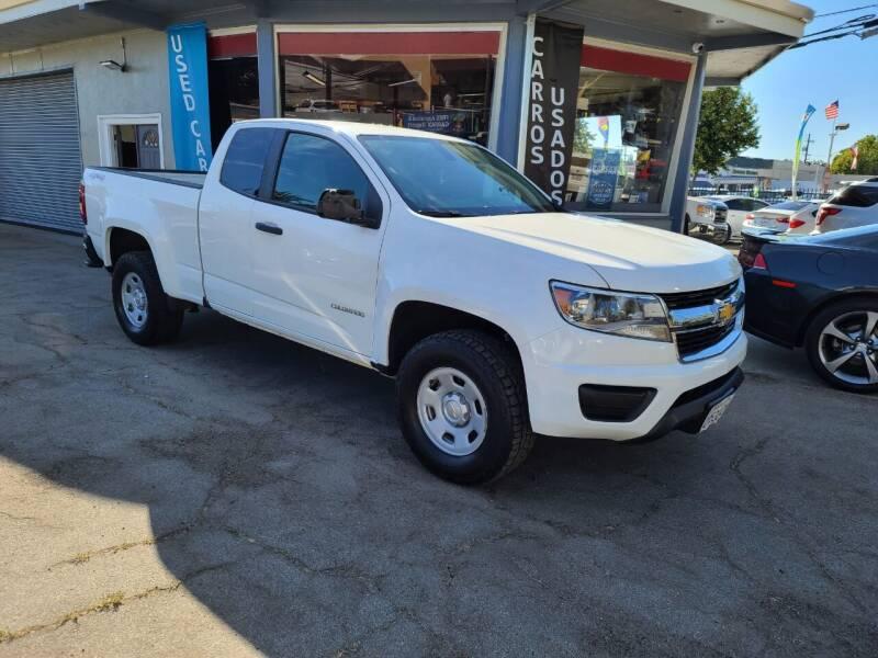 2016 Chevrolet Colorado for sale at Imports Auto Sales & Service in San Leandro CA