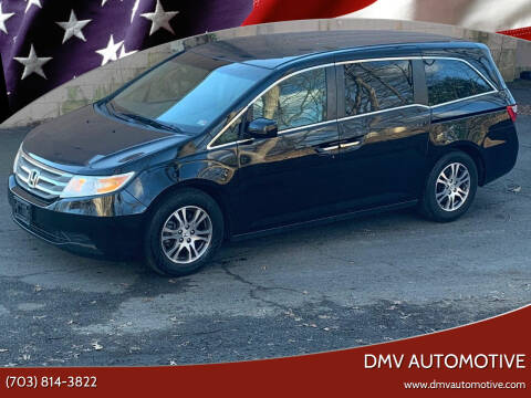 2011 Honda Odyssey for sale at DMV Automotive in Falls Church VA