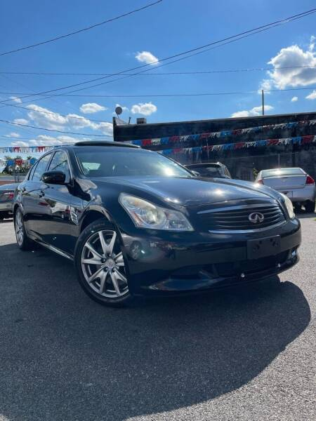 2009 Infiniti G37 Sedan for sale at Auto Budget Rental & Sales in Baltimore MD