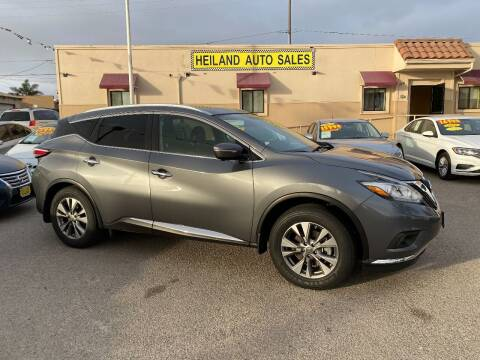 2015 Nissan Murano for sale at HEILAND AUTO SALES in Oceano CA