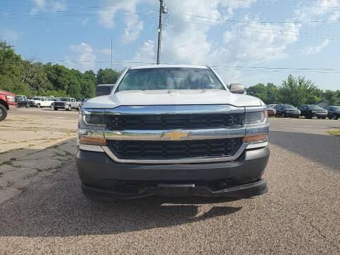 2017 Chevrolet Silverado 1500 for sale at Empire Auto Remarketing in Shawnee OK