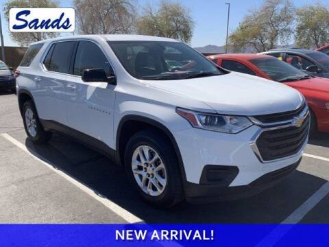 2018 Chevrolet Traverse for sale at Sands Chevrolet in Surprise AZ