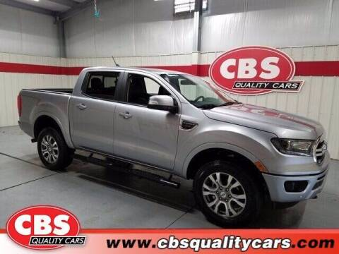 2020 Ford Ranger for sale at CBS Quality Cars in Durham NC