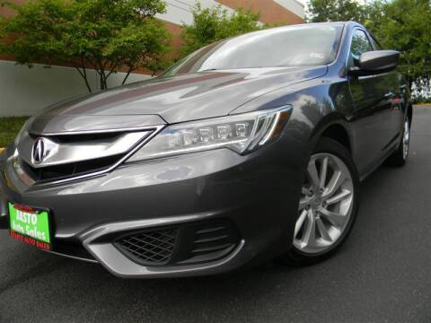 2017 Acura ILX for sale at Dasto Auto Sales in Manassas VA