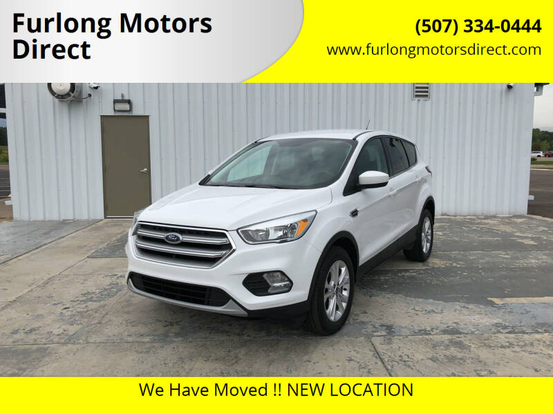 2017 Ford Escape for sale at Furlong Motors Direct in Faribault MN