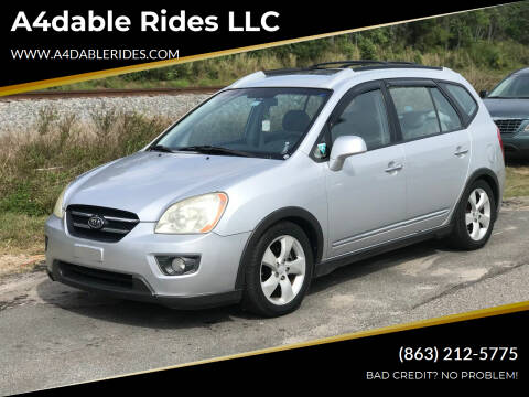 2007 Kia Rondo for sale at A4dable Rides LLC in Haines City FL