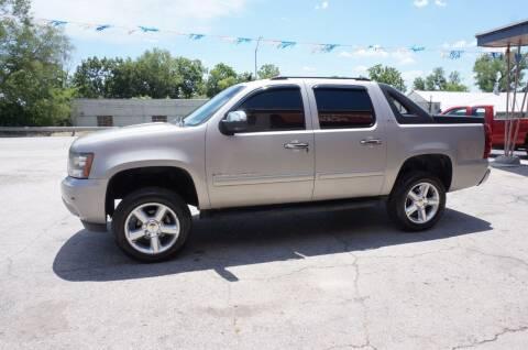 2008 Chevrolet Avalanche for sale at patrick kelley in Bonner Springs KS