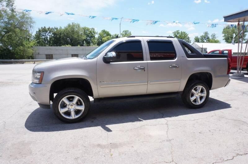 2008 Chevrolet Avalanche for sale in Bonner Springs, KS