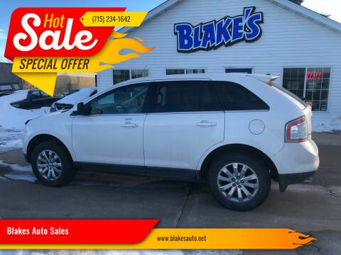2010 Ford Edge for sale at Blakes Auto Sales in Rice Lake WI