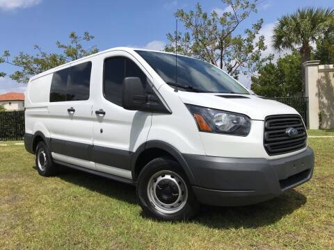 2017 Ford Transit Cargo for sale at Kaler Auto Sales in Wilton Manors FL