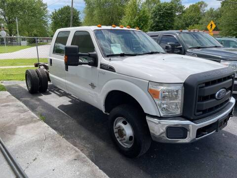 2012 Ford F-350 Super Duty for sale at Cars Across America in Republic MO