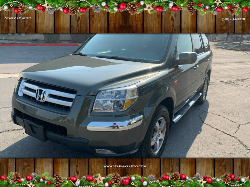 2006 Honda Pilot for sale at StarMax Auto in Fremont CA