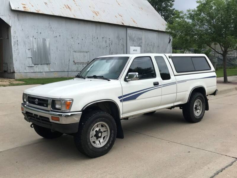 1993 Toyota Pickup for sale at Enthusiast Motorcars of Texas in Rowlett TX