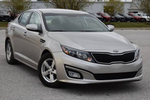 2015 Kia Optima for sale at Big O Auto LLC in Omaha NE
