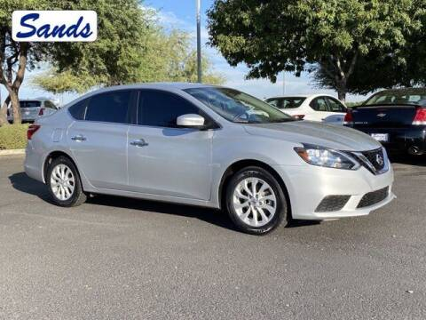 2019 Nissan Sentra for sale at Sands Chevrolet in Surprise AZ