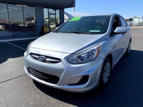 2017 Hyundai Accent for sale at Ideal Cars Atlas in Mesa AZ