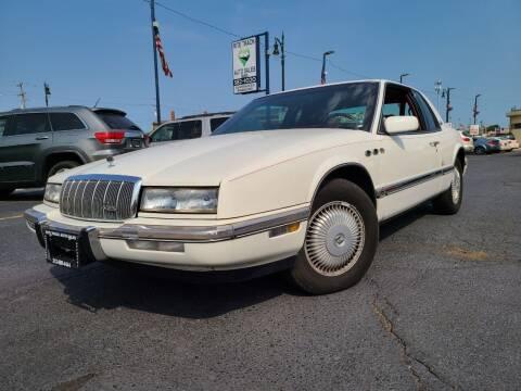1992 Buick Riviera for sale at Rite Track Auto Sales in Detroit MI