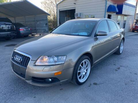 2008 Audi A6 for sale at Silver Auto Partners in San Antonio TX