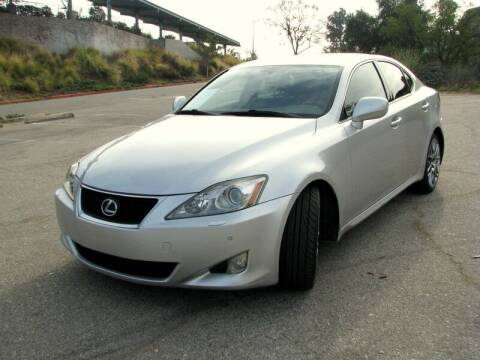 2007 Lexus IS 350 for sale at Used Cars Los Angeles in Los Angeles CA