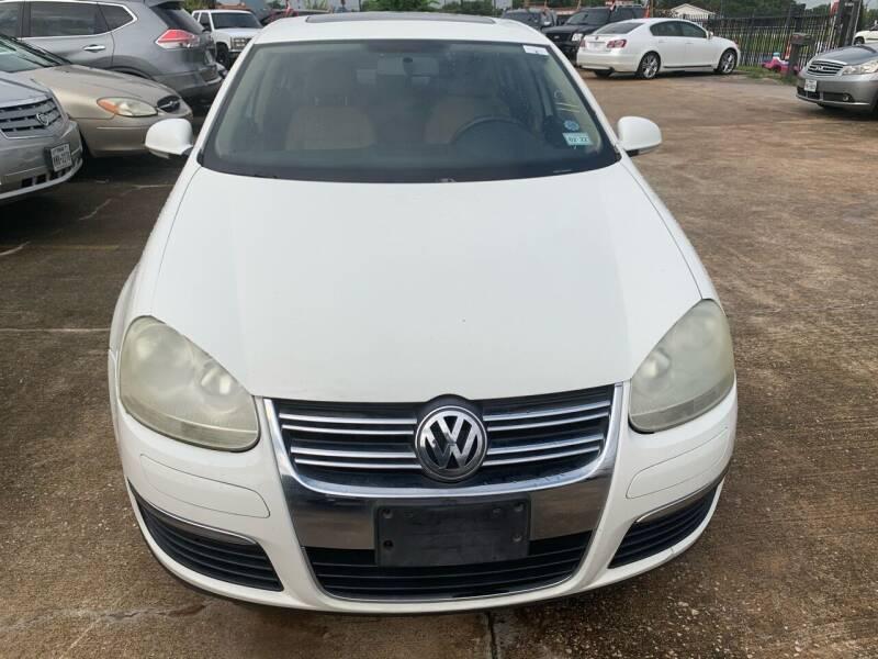 2008 Volkswagen Jetta for sale at Houston Auto Emporium in Houston TX