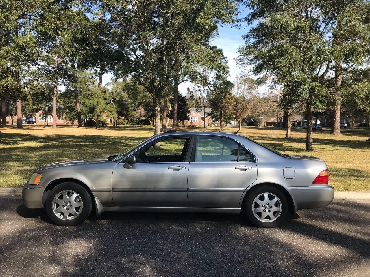 Used 2002 Acura Rl For Sale Carsforsale Com